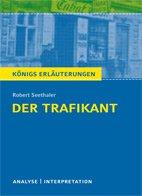 Titelcover Der Trafikant. Seethaler Königs Erläuterungen